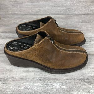 Donald J. pliner sport slip on shoe